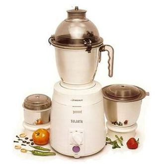 Sujata dynamix 810W Mixer Grinder Price in India