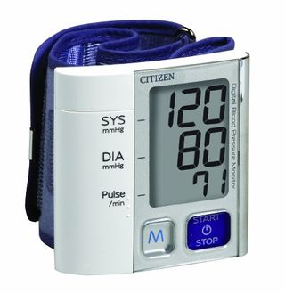 Citizen Ch-657 Wrist Digital Blood Pressure Monitor Price in India