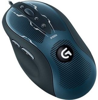 Logitech G400S Optical Gaming Mouse Price in India