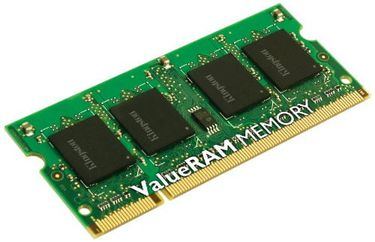 Kingston KVR16LS11S6/2 DDR3 2GB Laptop RAM Price in India
