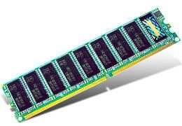 Transcend TS128MLD72V6J DDR1 1GB PC RAM Price in India