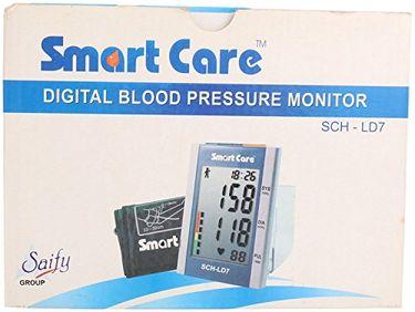 Smart Care SCH LD7 Blood Pressure Monitor Price in India