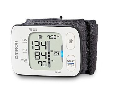 Omron BP652 7-Series Wrist BP Monitor Price in India
