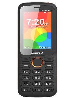 Zen Power 205 Price in India