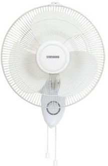 Standard Sailor 3 Blade (400mm) Wall Fan Price in India