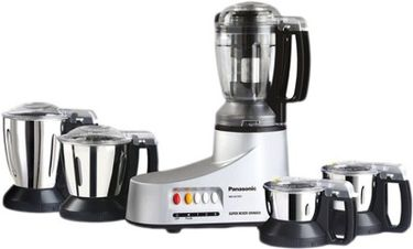 Panasonic MX-AC555 550W Mixer Grinder Price in India