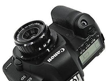 Canon Holga 60mm F/8 Prime Lens (For Canon DSLR Camera) Price in India