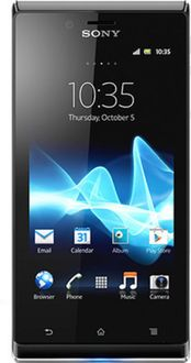 Sony Xperia J Price in India