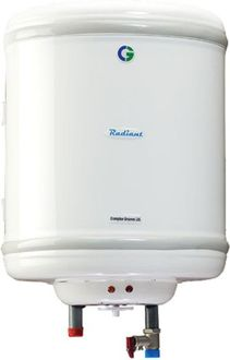 Crompton Greaves Radiant SWH425 25 Litres Storage Water Heater Price in India