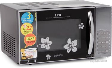 IFB 25PG3B 25 Litre Grill Microwave Oven Price in India
