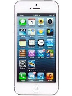Apple iPhone 5 Price in India