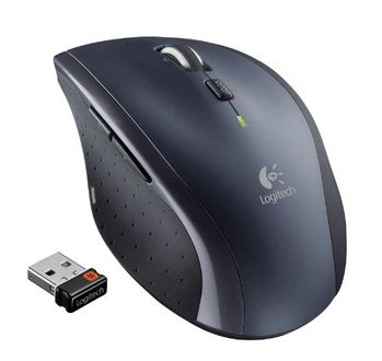Logitech M705 Marathon Wireless Mouse Price in India