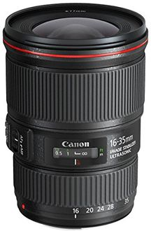 Canon EF 16-35MM F4 L IS USM Lens Price in India