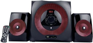 iball Tarang 2.1 Bluetooth Speakers Price in India