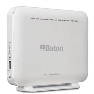 iball iB-WVG300N VDSL2 Gateway Router Price in India
