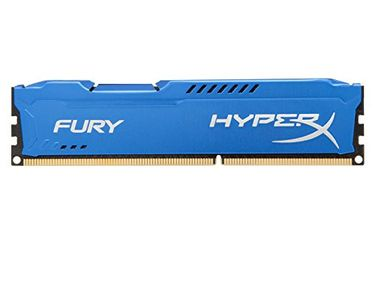 Kingston HyperX FURY (HX316C10FR/8) DDR3 8GB RAM Price in India