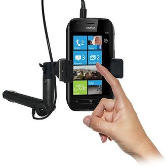 Amzer Lighter Socket Phone Mount with Charging and Case System Price in India