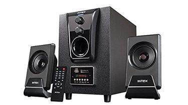 Intex IT-2460 SUF 2.1 Multimedia Speakers Price in India