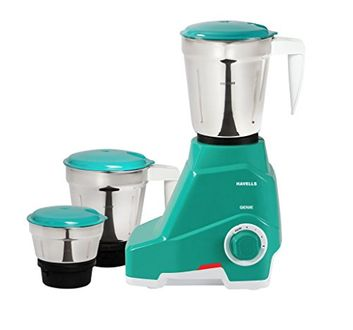 Havells Genie 500W Mixer Grinder Price in India