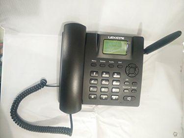 Lexstar LX-FWP 4G Corded Landline Phone Price in India