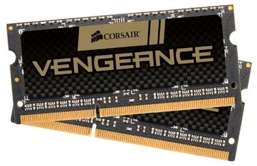 Corsair Vengeance (CMSX8GX3M2B1600C9) 8GB (2 X 4GB) DDR3 Laptop RAM Price in India
