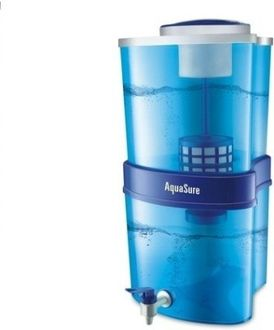 Eureka Forbes Nirmal 22 Litres UF Water Purifier Price in India