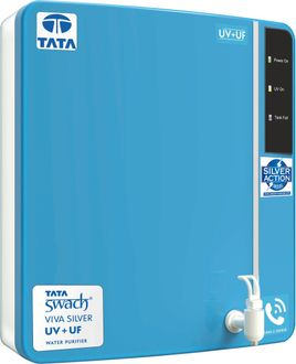 Tata Swach Viva Silver 6 Litres UV + UF Water Purifier Price in India