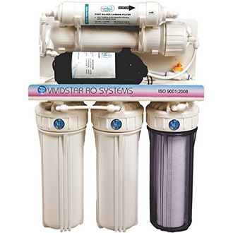 Vivid Star Oxen 8 Litres RO+UV+UF+TDES+pH Balance Water Purifier Price in India