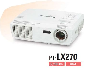 Panasonic PT LX 270 EA Projector Price in India