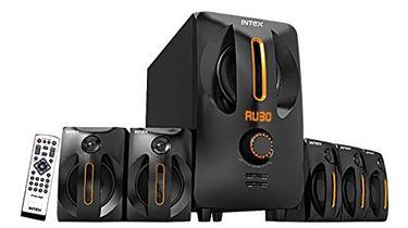 Intex VOGUE IT-470 SUF 5.1 Multimedia Speaker Price in India