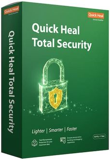 Quick Heal Total Security 10 User 1 Year Price in India