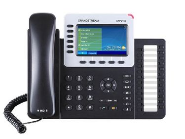 Grandstream GXP2160 Corded Landline Phone Price in India