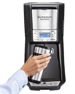 Hamilton Beach 48464 Brewstation 12-Cup Coffee Maker Price in India