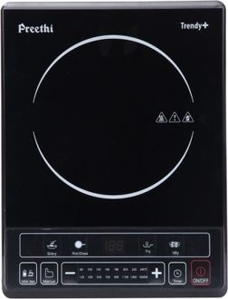 Preethi Trendy Plus IC-116 1600W Induction Cooktop Price in India