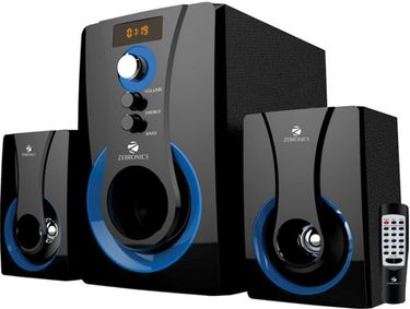 Zebronics SW2490 RUCF 2.1 Multimedia Speaker Price in India