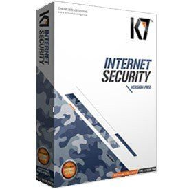 K7 Version Free Internet Security 3 User 1 Year Price in India