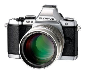 Olympus M.Zuiko Digital ED 75mm f/1.8 Lens Price in India