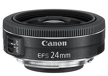 Canon EF-S24mm f/2.8 STM Lens Price in India