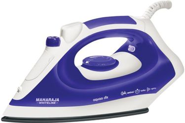Maharaja Whiteline Aquao Deluxe SI-102 1400W Steam Iron Price in India