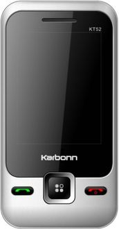 Karbonn KT52   Price in India