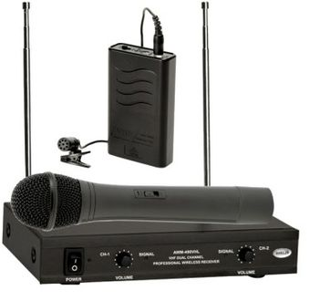 Ahuja AWM-490VHL Microphone Price in India