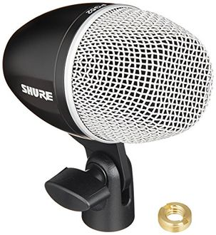 Shure PG52-LC (without cable) Microphone Price in India