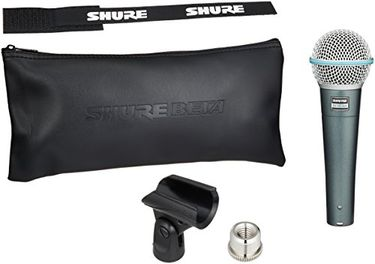 Shure BETA 58A Microphone Price in India