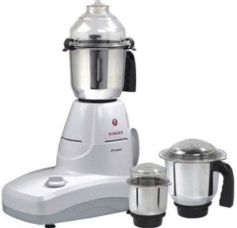 Singer Promix (SMG753PGT) 750W Mixer Grinder Price in India
