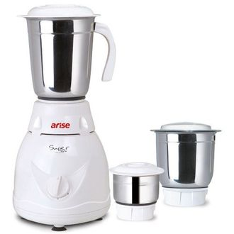 Arise Super Versa 550W Mixer Grinder Price in India