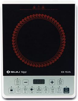 Bajaj ICX Pearl 1900W Induction Cooktop Price in India