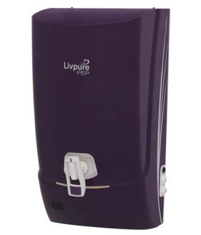 Livpure Pep 7 Litres RO+UV Water Purifier Price in India