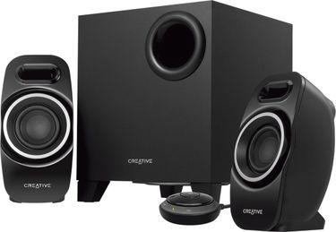 Creative T3250 2.1 Wireless Speaker System Price in India