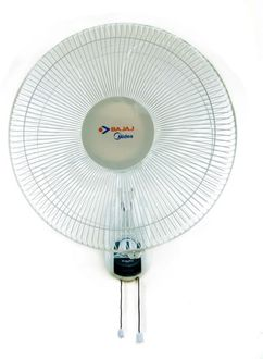 Bajaj Midea BW-04 3 Blade (400mm) Wall Fan Price in India