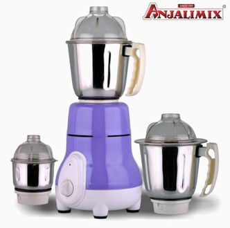Anjalimix Euro 750W Mixer Grinder Price in India